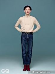 Kim Won Joong для GQ Magazine May 2014