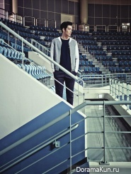 Kim Woo Bin для Sieg Magazine S/S 2015