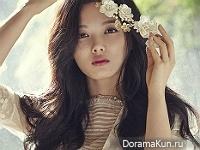 Kim Yoo Jung для Marie Claire November 2015