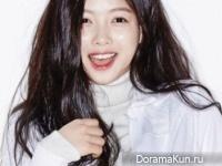Kim Yoo Jung для Oh Boy! Vol.54 Extra 2