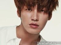 Kim Young Kwang для GEEK May 2015