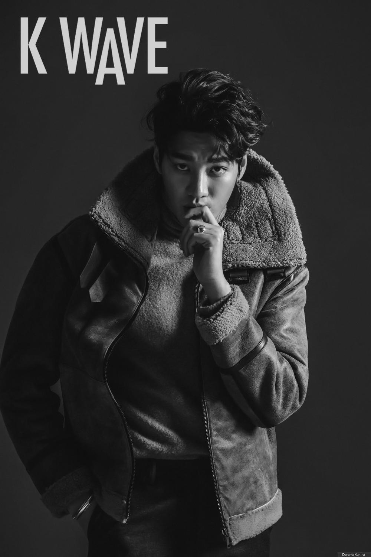 Kim Young Kwang для K Wave December 2015 Фотосессии