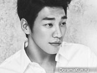 Kim Young Kwang для LG VONIN 2015 CF