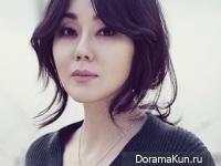 Kim Yun Jin для InStyle December 2014