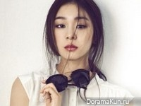 Kim Yuna для Allure June 2015