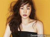 Kim Yuna для Elle November 2015