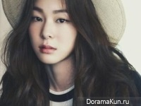 Kim Yuna для Elle September 2014