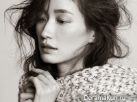 Korean Model для Elle November 2014
