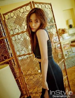 f(x) Krystal для InStyle January 2014 Extra
