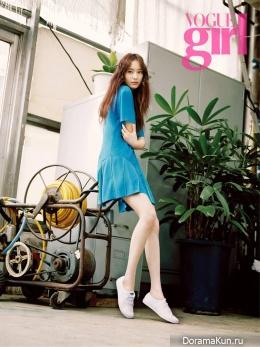 f(x) Krystal для Vogue Girl May 2015 Extra