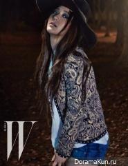 f(x) (Krystal) для W Korea March 2015