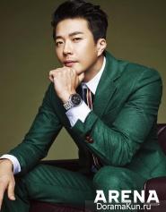 Kwon Sang Woo для Arena Homme Plus November 2015