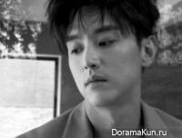 Kwon Yul для Elle September 2014