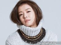 Kyung Soo Jin для Ceci February 2015