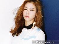 Kyung Soo Jin для Nylon Magazine 2014