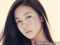 Kyung Soo Jin для Singles January 2015