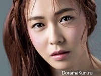Kyung Soo Jin для The Celebrity April 2015