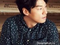 Lee Chun Hee для Elle March 2015