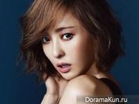 Lee Da Hee для SURE September 2014