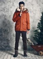 Lee Dong Wook, Go Ara для AIGLE F/W 2014 CF