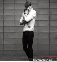 Lee Dong Wook и др. для Cosmopolitan December 2014