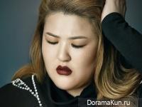 Lee Guk Joo для Marie Claire Korea November 2014
