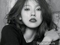 Lee Hyori для Cosmopolitan November 2014 Extra