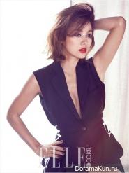 Lee Hyori для Elle October 2014 Extra