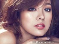Lee Hyori для Elle October 2014