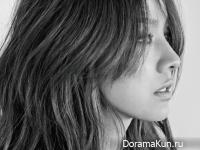 Lee Hyori для Marie Claire April 2015