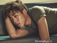 Lee Hyun Woo для GQ July 2015