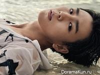 Lee Hyun Woo для Marie Claire December 2014