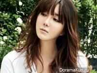 Lee Ji Ah для Cosmopolitan July 2015 Extra