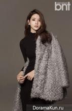 Lee Ji Yeon для BNT International January 2015