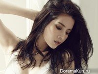 Lee Ji Yeon для Elle March 2015