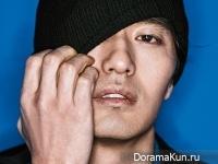 Lee Jin Wook для First Look Magazine Vol.86