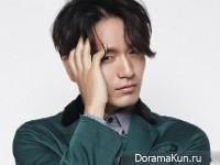 Lee Jin Wook для LEON 2015 CF