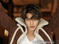 CNBLUE (Lee Jong Hyun) для Cosmopolitan October 2015