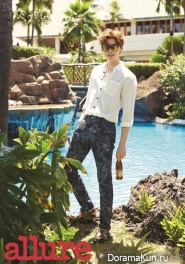 Lee Jong Suk для Allure Korea June 2015