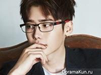 Lee Jong Suk для Oakley 2014 CF