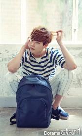 Lee Jong Suk для @Star1 July 2015
