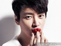 Lee Joon Hyuk для Esquire February 2015