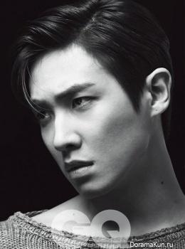 Lee Joon для GQ August 2015