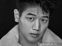 Ki Hong Lee для Dazed December 2015