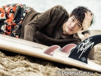 Lee Ki Woo, Kim San Ho для SURE October 2014