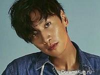 Lee Kwang Soo для W Korea August 2015
