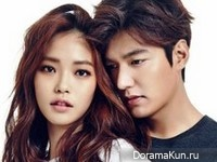 Lee Min Ho для Guess Spring / Summer 2015 Extra