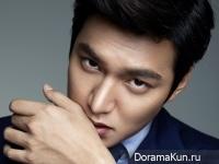 Lee Min Ho для Romanson 2014 CF