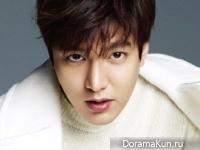 Lee Min Ho для The Star February 2015