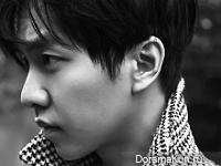 Lee Seung Gi для Cosmopolitan December 2015
